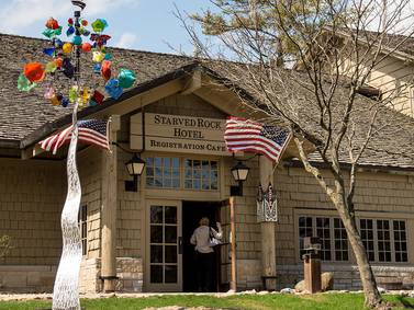 What to expect at Starved Rock Lodge