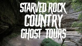 Ghost Tours in Starved Rock Country!