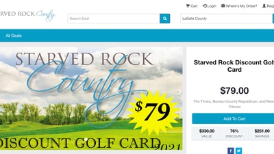Daily Deals In Starved Rock Country
