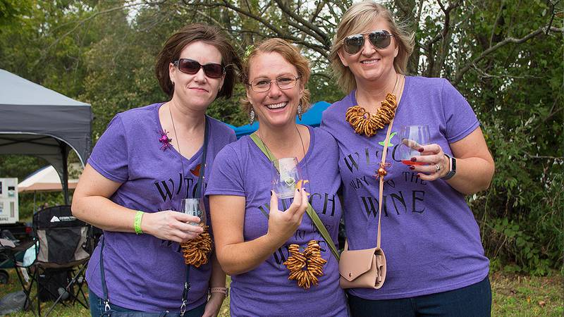 Wine and Beer Fests Arrive In Starved Rock Country!
